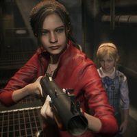 Claire se enfrenta a William Birkin en este épico gameplay de Resident Evil 2 Remake