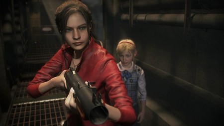 Claire se enfrenta a William Birkin en este épico gameplay de Resident Evil 2 Remake