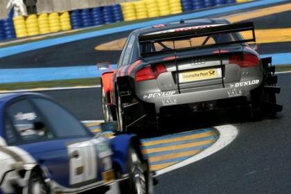 Audi en el DTM. 9 + 2