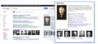 Google entra de lleno en la búsqueda semántica con Knowledge Graph