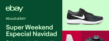 Super Weekend Especial Navidad en eBay: las 12 mejores ofertas