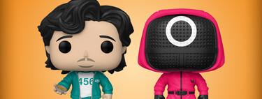 'El juego del calamar': ya puedes reservar en Amazon México los Funko POP de la serie más exitosa en la historia de Netflix