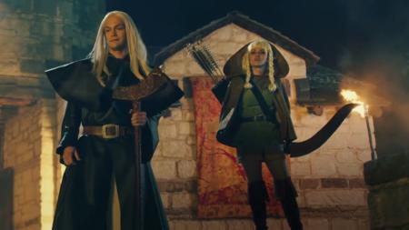 Los héroes de Dragon's Crown se vuelven reales en su tráiler más meloso