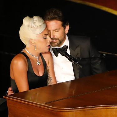 Lady Gaga y Cooper, el chef José Andrés o el apasionado beso de Malek a Lucy Boynton: los mejores momentos de los Oscar 2019