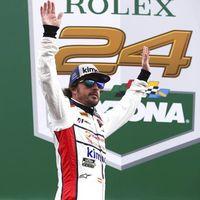 Lo que han ganado y perdido Fernando Alonso y sus chicos en las 24 Horas de Daytona