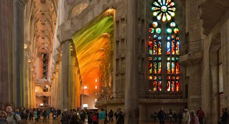 La Sagrada Familia se corona como el lugar más comentado del mundo por sus visitantes