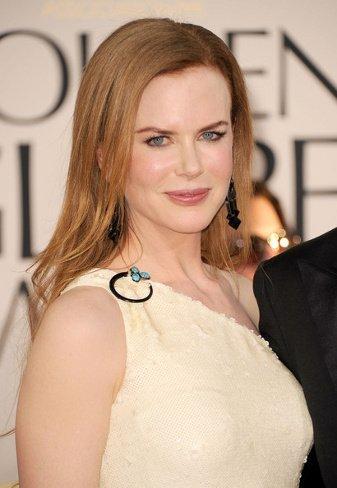 Algunos looks en los Globos de Oro 2011: Nicole Kidman, Angelina Jolie, Scarlett Johansson y más invitadas