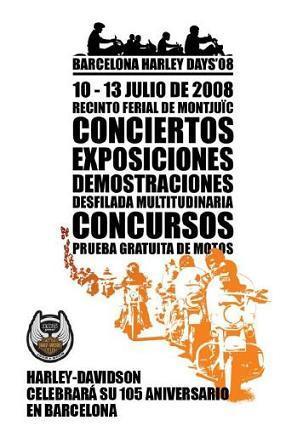 Harley Days en Barcelona, este verano