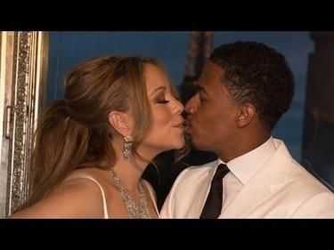 Mariah Carey renueva sus votos, ¿se habrá metido con calzador ese vestido?