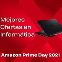 Amazon Prime day: Mejores ofertas (actualizadas) del día en informática: PC, portátiles y accesorios