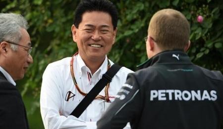 "Yasuhisa Arai: ""Honda no viene a aprender, viene a ganar con McLaren"""