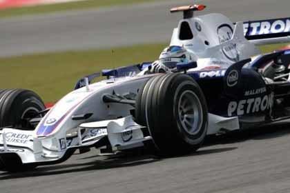 Nick Heidfeld, el más rápido en Jerez