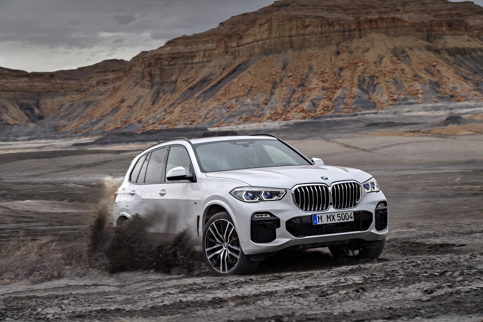 Foto de BMW X5 2018 (20/45)