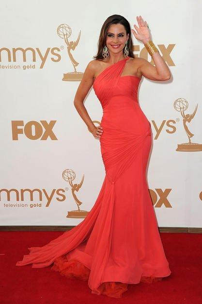 Sofia Vergara Emmy 2011