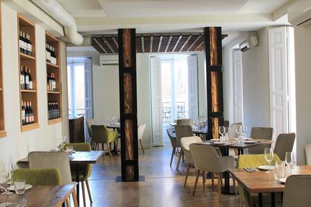 La Marchante: Arte y slow food en este nuevo (y encantador) restaurante de Chueca