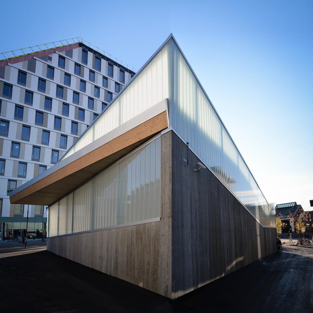 Foto de Lillestrøm Bicycle Hotel (8/10)