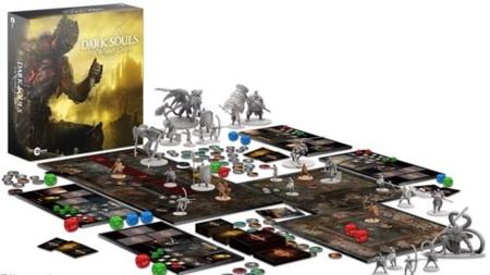 El juego de mesa de Dark Souls logró su meta de Kickstarter en 3 minutos