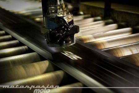 Dunlop SportSmart², prueba: ¿cómo se fabrica?