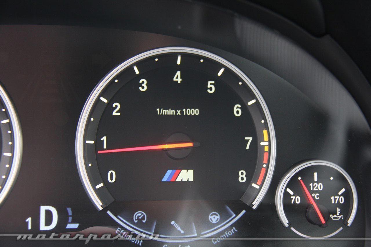 Foto de BMW M5 (Prueba) (86/136)