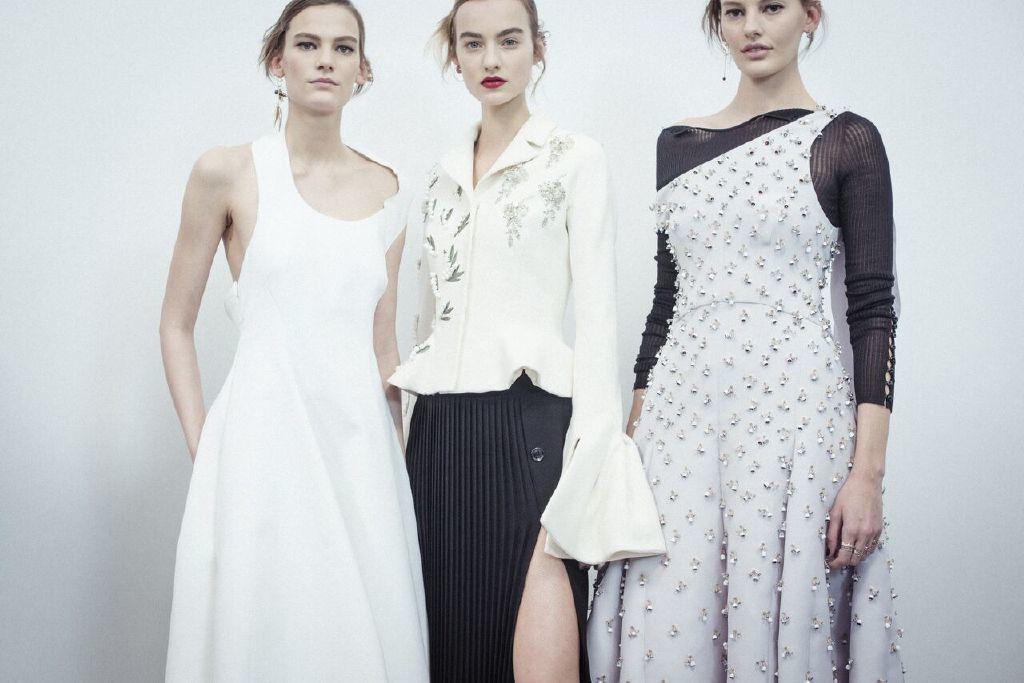 Desfile Dior Alta Costura verano 2016