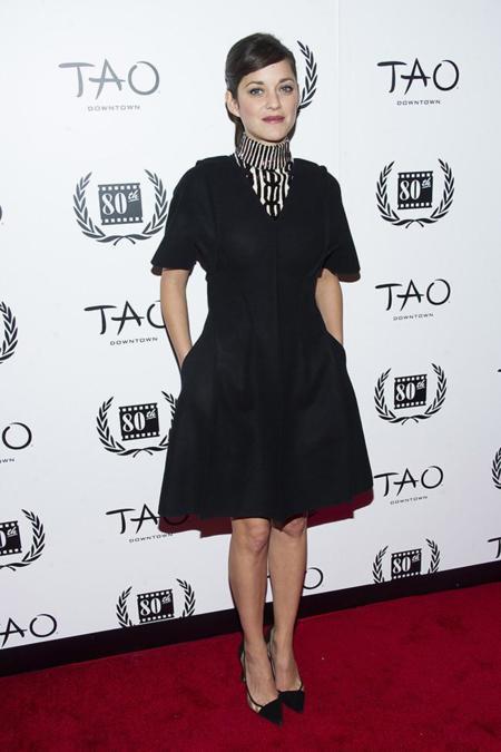 Marion Cotillard New York Film Critics Circle Awards