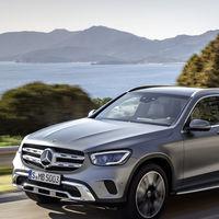 Mercedes-Benz GLC 2019: este SUV medio se actualiza, con interior digital y motores gasolina mild-hybrid