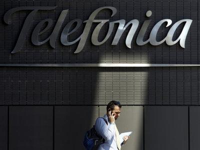 Telefónica se ha visto afectada por un ataque masivo, no uno dirigido