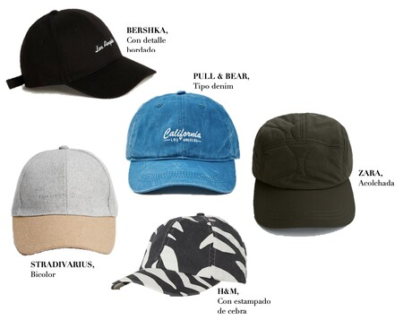 Gorras Low Cost