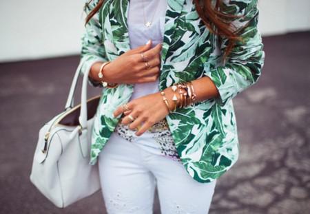Duelo de chaquetas: una misma prenda, dos bloggers distintas. ¿Quién se alza victoriosa?