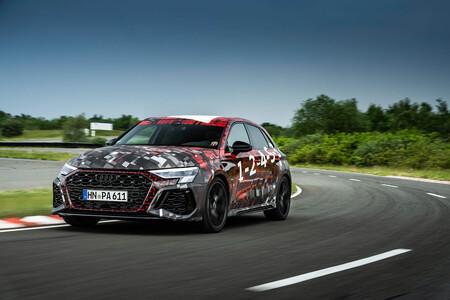 Nuevo Audi RS 3 2022