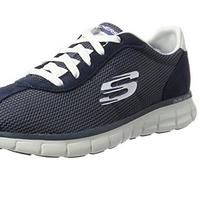 Por sólo 31,01 euros podemos hacernos con estas  zapatillas Skechers Synergy-Case Closed en Amazon