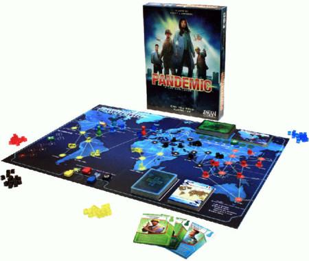 Pandemia Juego