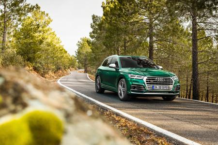 Así es el Audi SQ5 TDI 2019, un SUV deportivo con motor V6 de 347 CV y compresor eléctrico