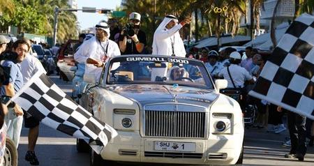 La Gumball 3000 termina sin grandes incidentes