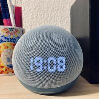 Esta oferta es un regalo redondo para San Valentín: el nuevo Echo Dot con reloj por menos de 50 euros en Amazon y Media Markt