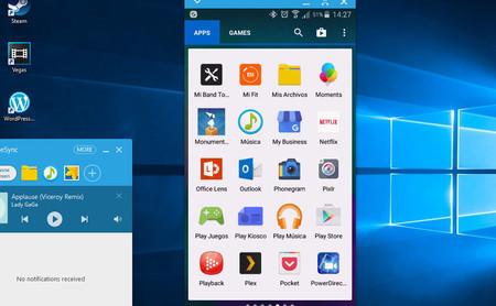 Cómo duplicar la pantalla de Android en un televisor y en Windows