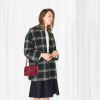 Trenca Tartan Otherstories Rebajas