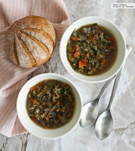 Cómo hacer una sopa de verduras perfecta