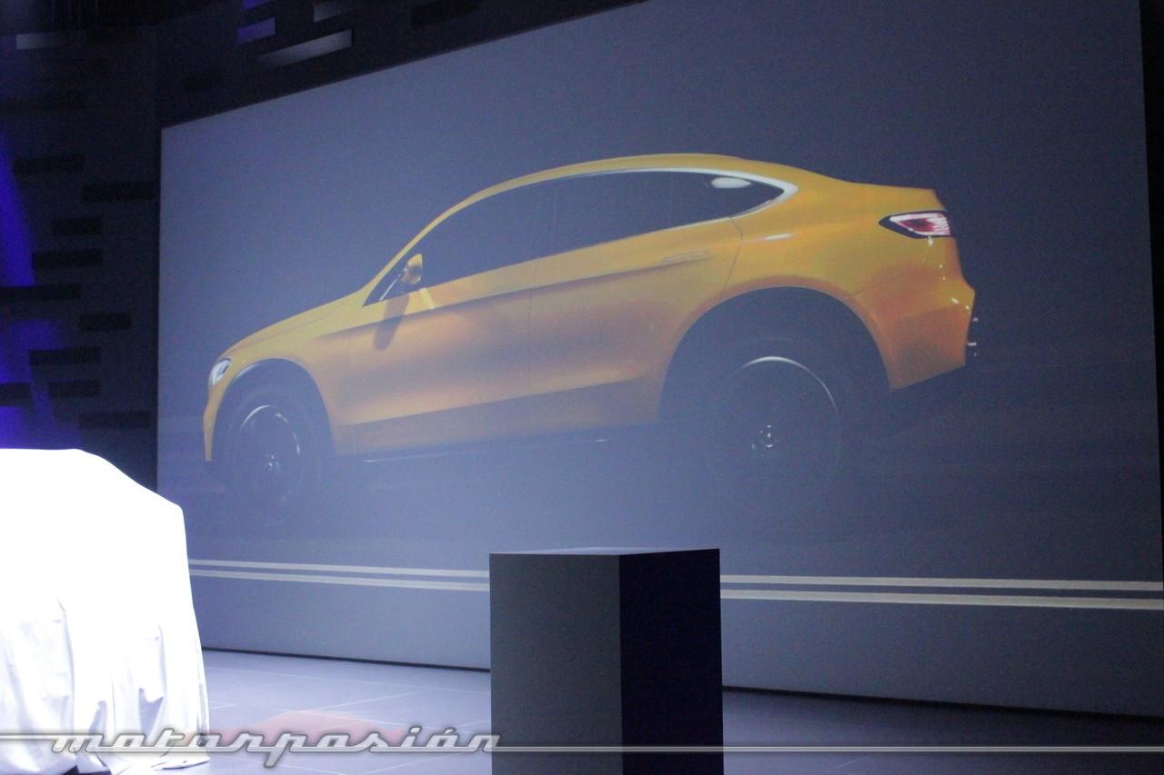 Foto de Mercedes-Benz Concept GLC Coupé (Premiere en Shangai) (7/26)