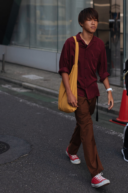 Moda Casual Hombre 7