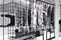 El mármol se apodera de la decoración de las tiendas de moda de lujo