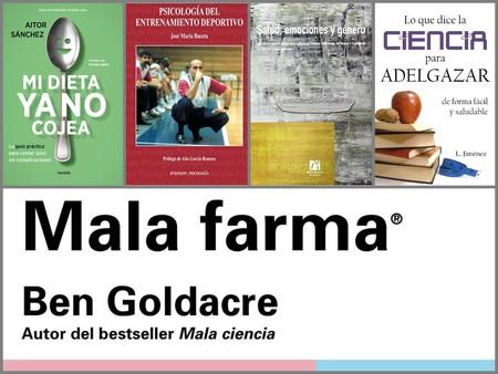 Los cinco libros sobre ciencia y salud que no puedes dejar de leer