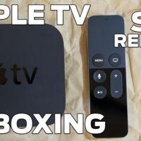 Aparece el primer unboxing en vídeo del nuevo Apple TV