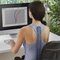 TruPosture corrige tu postura en tiempo real para evitar dolores de espalda