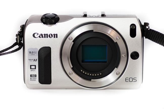 Canon EOS M análisis