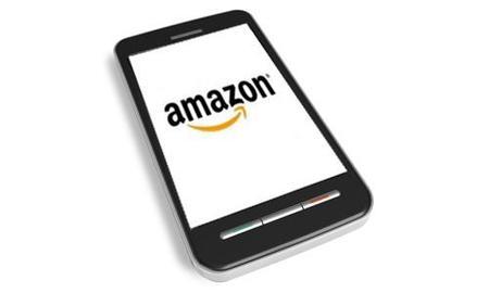 Amazon y su posible teléfono con pantalla 3D