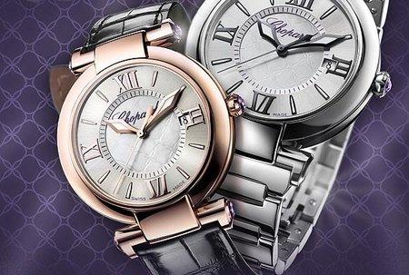 Imperiale, los nuevos relojes de lujo de Chopard