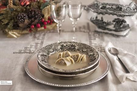 Sopa de galets: receta tradicional para un primer plato de fiesta