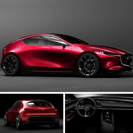 Mazda 2 2019 Kai Concept