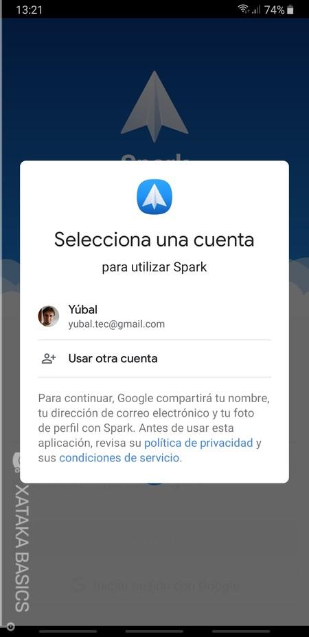 Inicia Con Google